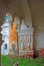Boris And Gleb Monastery In Russia