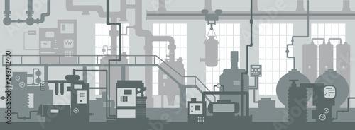 Fotografía  Industrial zone