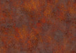 canvas print picture - rust coroded industrie background