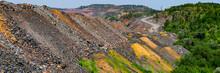 Industrial Mining Waste Dumps ...
