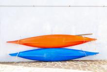 Kayak And Canoe Storage Place