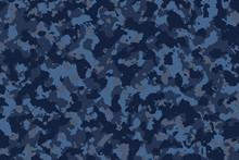 Camouflage Pattern Blackground.