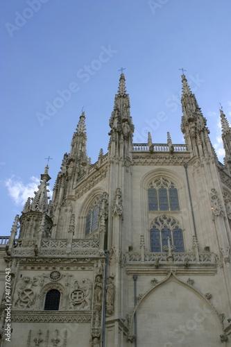 Fotografía  Cathedral of Burgos. Unesco World Heritage Site
