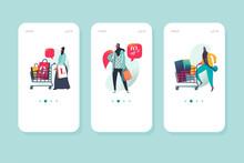 Muslim Women Shopping Activity