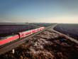 Schienen, Infrastruktur und Gleisanlagen