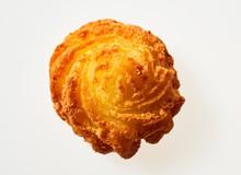 Gourmet Twirled Crispy Fried Potato Cake