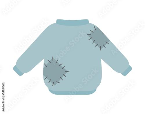 Fotografie, Obraz  ボロボロの服