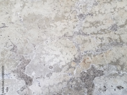 Fotografie, Obraz  rough grey cement surface or ground with texture