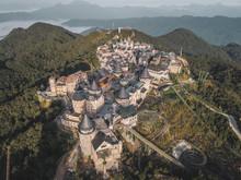 Ba Na Hills Da Nang, Vietnam