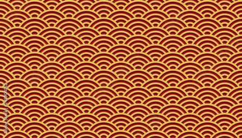 wzor-czerwone-i-zlote-chmury-chinski-tradycyjny-orientalny-ornament-tlo