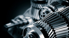 Menchanical Or Machine Engineering Background