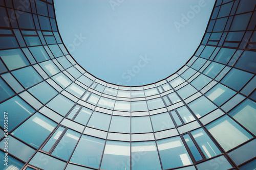 modern architecture - fototapety na wymiar