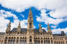 The Historical Vienna City Hal...