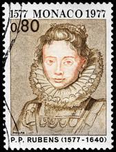 Peter Paul Rubens Stamp