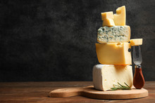 Cheese Platter With Rosemary A...