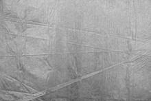 Crumpled Wax Paper Sheet Texture