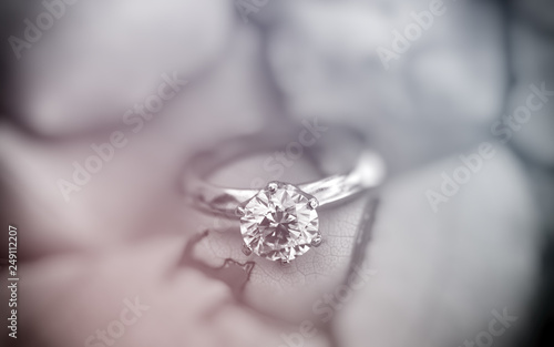 Foto  Wedding Ring Background