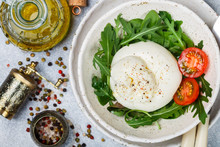 Italian Cream Burrata Cheese (...