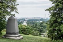 Arlington Military Cemetery In Virginia Near Washington DC