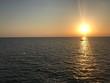 Sunset near the coast of Gozo, Malta