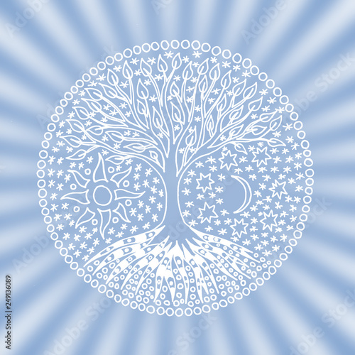 Photo  The tree of life