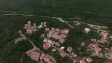 Camera Flying To Adriatic High...