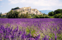 France, Grignan, View To The V...