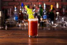 Refreshing Spicy Vodka Bloody ...