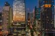 Brickell Miami Cityscape
