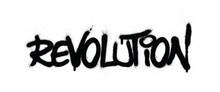 Graffiti Revolution Word Spray...
