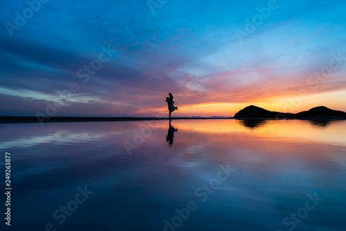 父母ヶ浜の絶景 Fototapeta