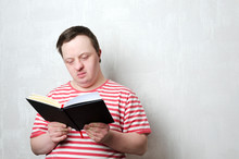 Young Man With Down Syndrome R...
