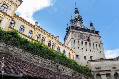 Fotografie, Obraz  Sighisoara medieval town, Romania