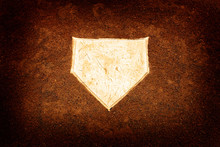 Baseball Home Plate Base Ball ...