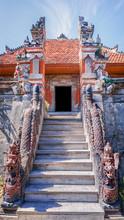 Temple Brahma Vihara Arama, Bali, Indonesia