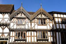 Casa Medieval En Ludlow, Inglaterra
