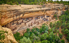 Tour Of Cliff Palace At Mesa V...