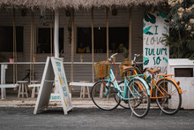 Smoothie Bar And Bikes