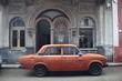 voiture ancienne Cuba La Havane