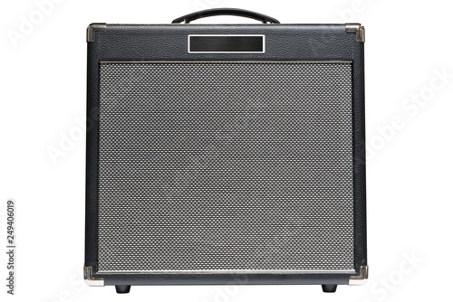 Photo  Electric guitar amplifier