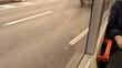 Commuting by public transport