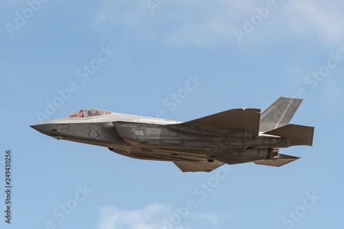 Fotografía  Lockheed Martin F-35A Lightning II