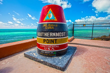 Southernmost Point In Continen...