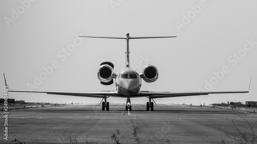Photographie Business Aviation