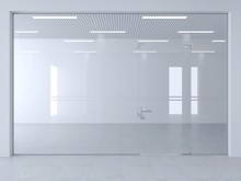 Glass Partition And Doors In H...