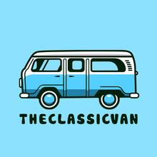 Bus Van Icon Logo