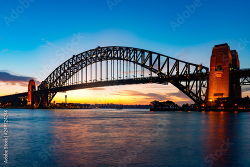 The city skyline of Sydney, Australia © chaxiang