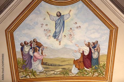 Photo L'Ascension de Jésus-Christ