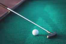 Mini Golf Two-way Putter Club ...