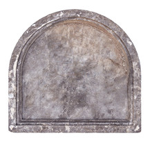 Tone Plaque Or Grave Headstone